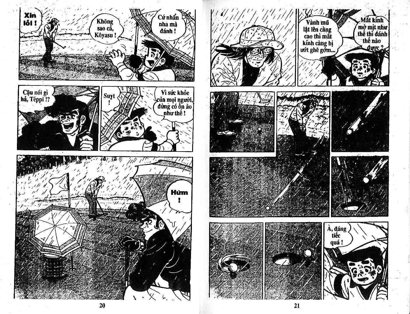 Ashita Tenki ni Naare chapter 27 trang 9