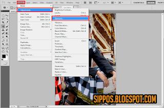 tutorial lengkap cara menghilangkan pada photoshop