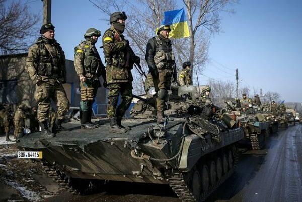 Боевики отступают с потерями: на Донбассе успешная операция