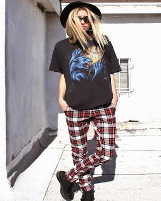 outfit casual urbano tumblr de moda