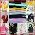 AND009 Baju Atasan Wanita Blouse Promo Rajut BMGShop