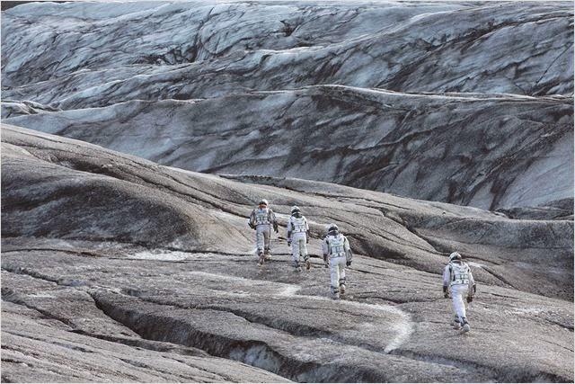Escena de  Interstellar