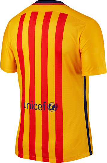 Revolutionary FC Barcelona 15-16 Kits Released - Footy Headlines 760c307b8