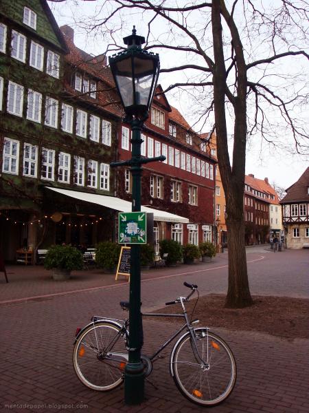 Calles antiguas de Hannover