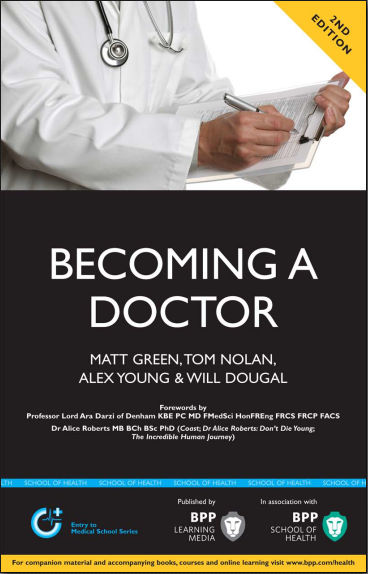 Becoming a Doctor-Is Medicine Really the Career for You PDF (October 11, 2011)