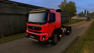 Volvo FMX 540 standalone truck (1.21)