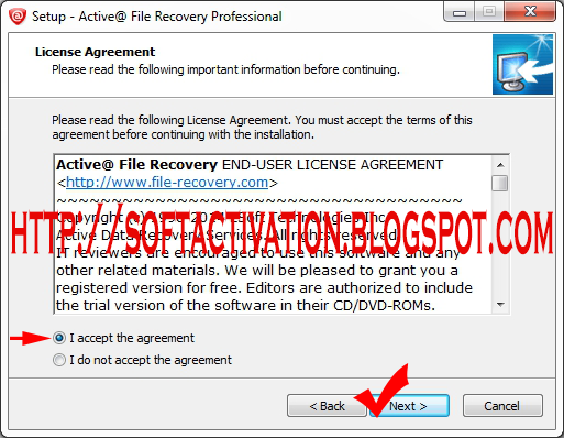 install Active@ File Recovery 3