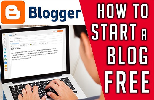 How to start a Blog free and make Money SEO guide