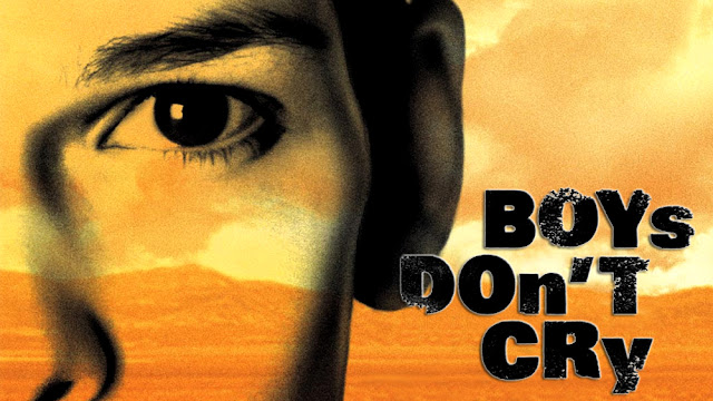 Boys don't cry 1999 movie poster