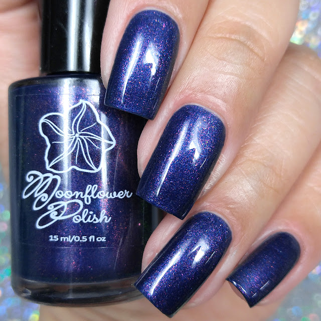 Moon Flower Polish - Do You Love Me