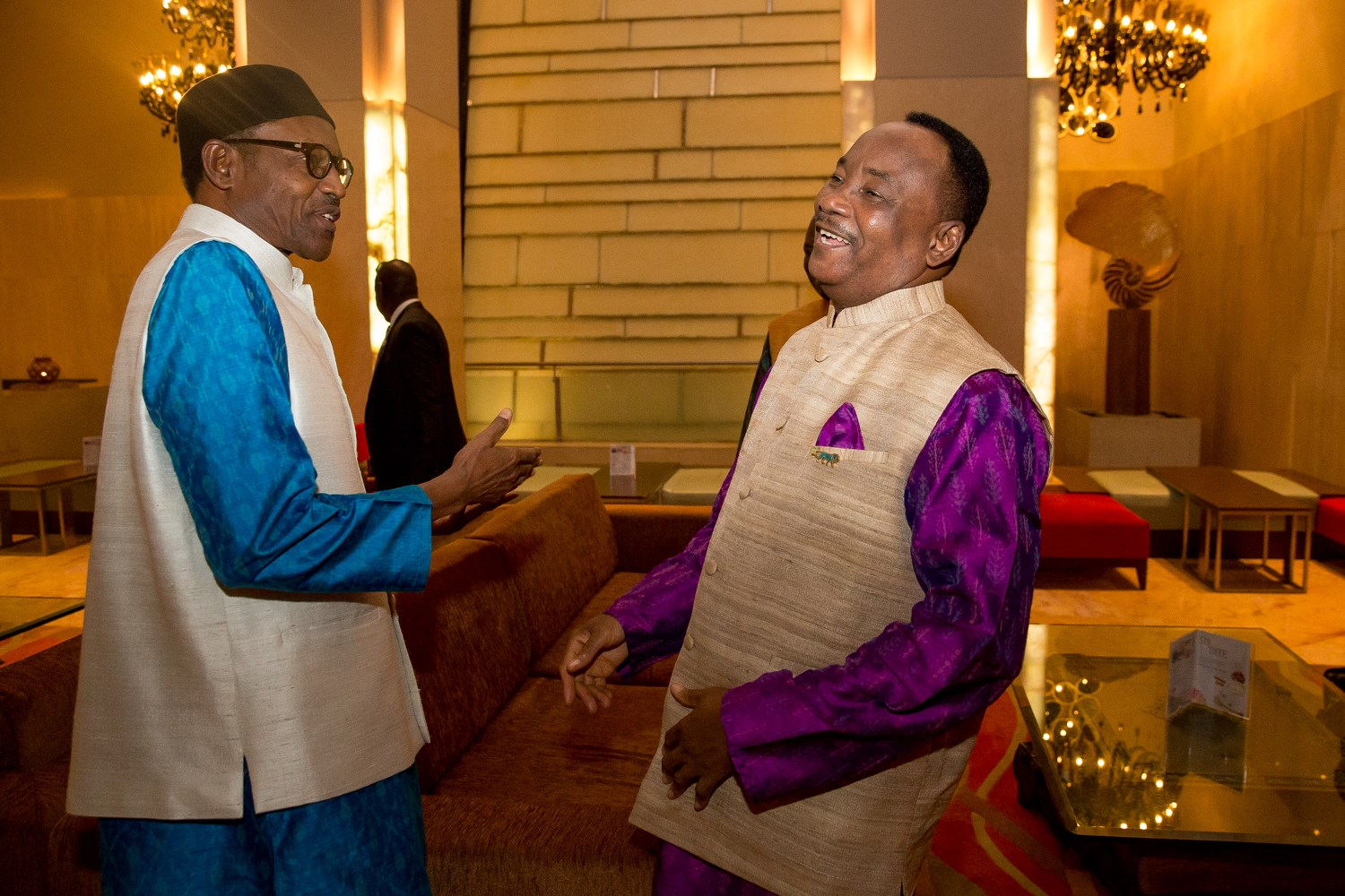 buhari indian outfit