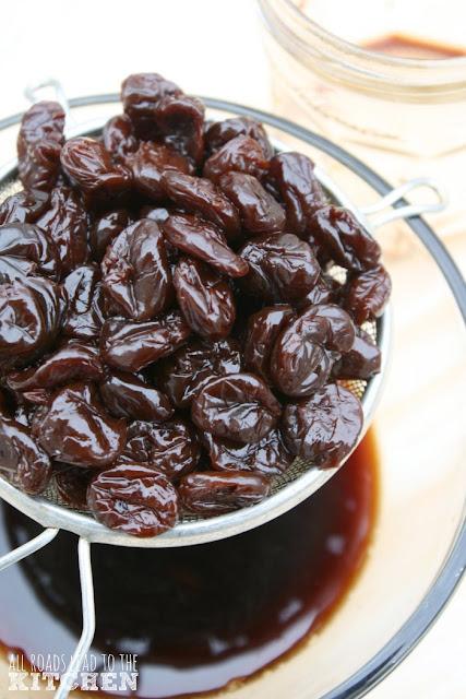 Kilbeggan Whiskey-soaked Cherries