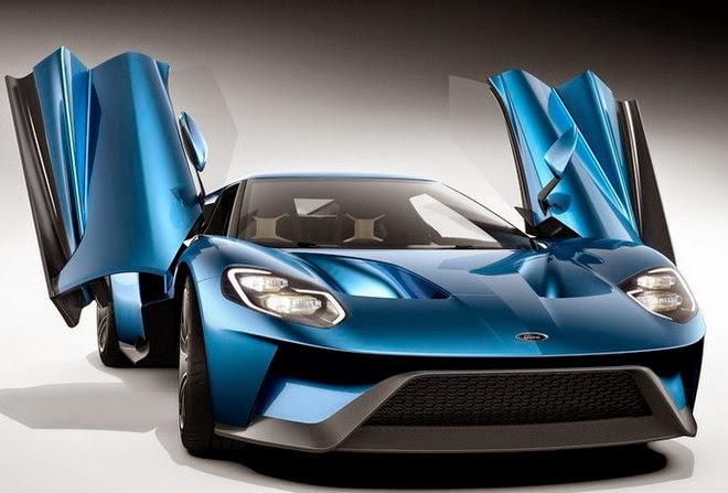 2016 Ford GT40 Release Date