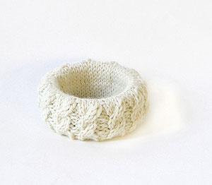 Knit Bracelet Pattern : Miss Julias Patterns: Free Patterns - 30 Bracelets to Knit & Crochet