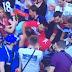 Mundial de Rusia: hinchas de Marruecos quisieron robar una bandera israelí en el partido frente a Portugal (VIDEO)