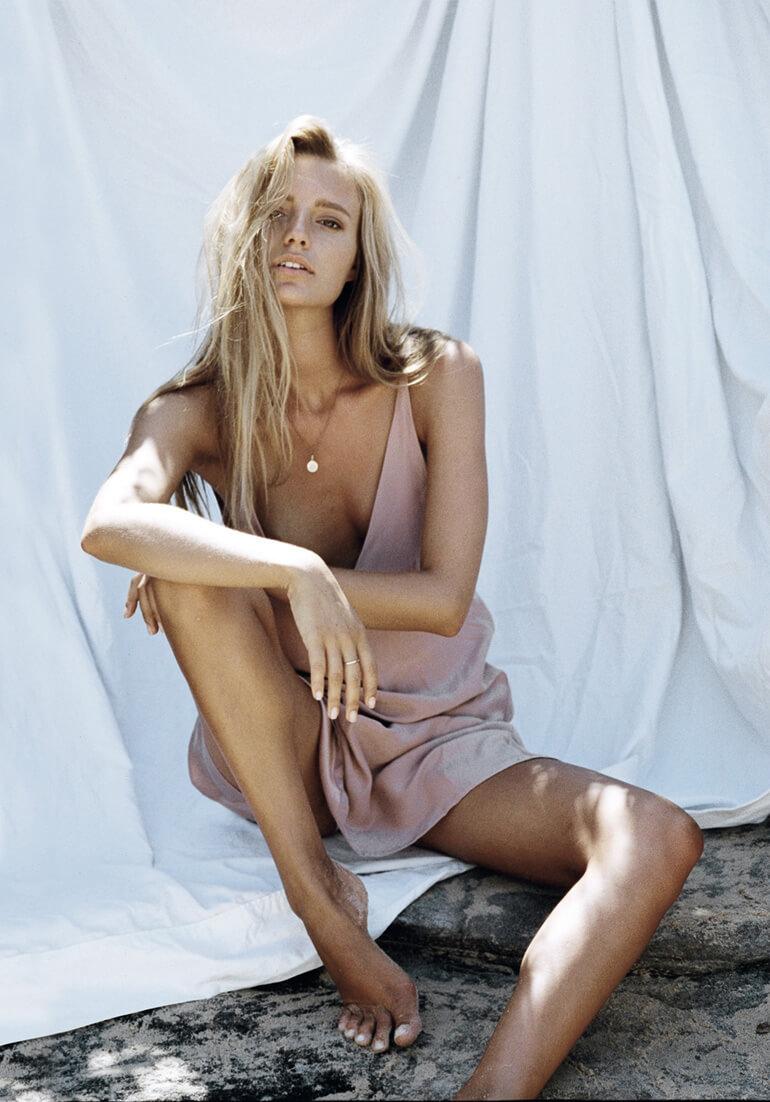 Beach Vibes, Maya Stepper by Brydie Mack for SIR
