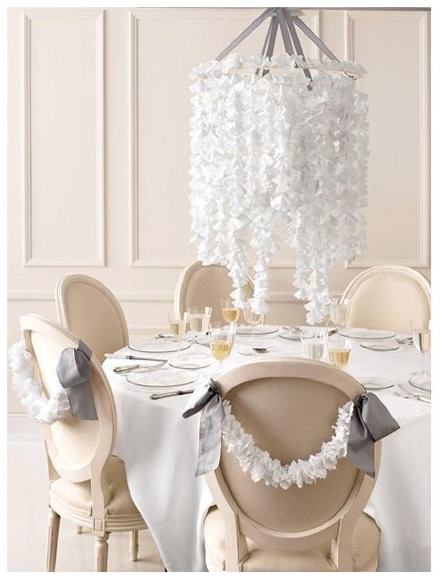 Ideas e inspiración para decorar boda de Martha Stewart