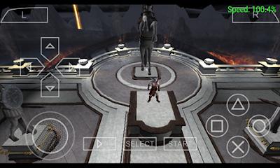 God of War - Chains of Olympus (USA) ISO PSP Terbaru
