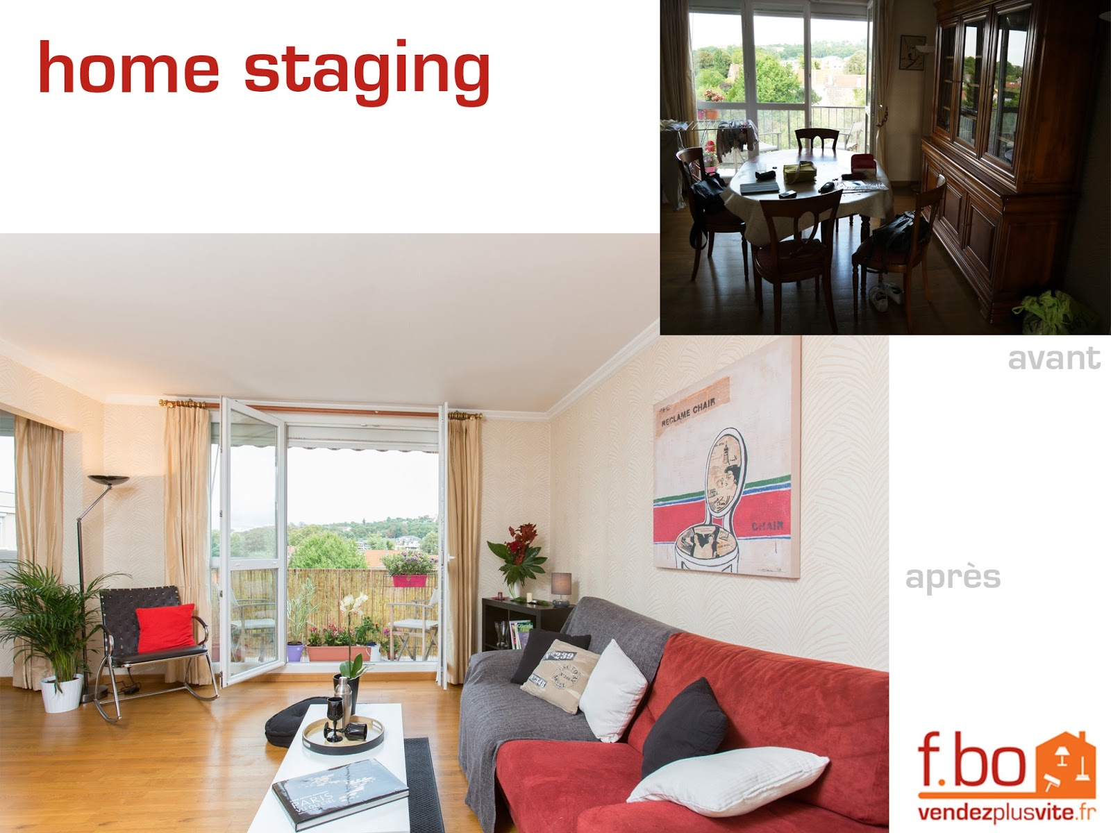 Home Staging Salon Home Staging Salon Avant Apres Latest Avant Apres Home