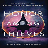 Honor Among thieves sinopsis, sinopsis, honor among thieves, libro ciencia ficcion, rachel caine, 2018