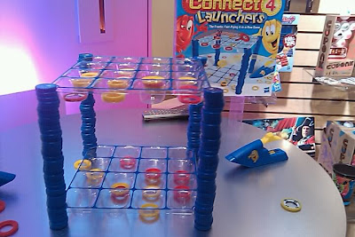 Connect Four Launchers