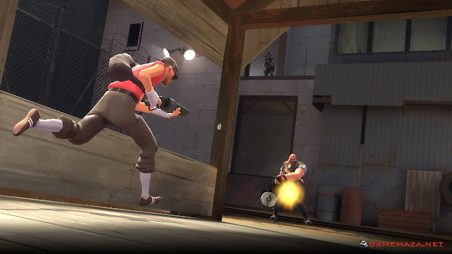 Team Fortress 2 Gameplay Screenshot 3