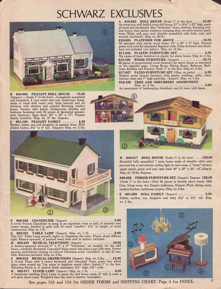 Susan S Mini Homes There S A New House In Mindolton The Fao Schwarz