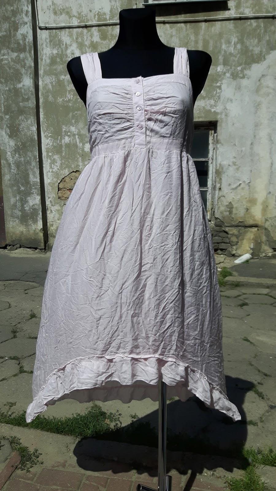 94bbf705f27 Vintage Boutique: Sukienki mini maxi len bawełna tiul kobiece ...