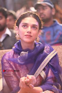 Aditi Rao Hydari Stills in Lehenga Choli at Cheliyaa Telugu Movie Audio Launch Event  0058.JPG