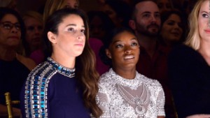 Simone Biles and Aly Raisman on friendship and life after Rio