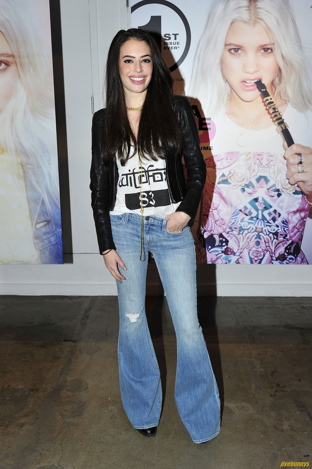 Chloe Bridges - POPULAR Launch Party Sponsored by Wildfox at Siren Lab Studios in Los Angeles - April 7,2015