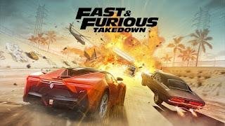 تحميل لعبة Fast & Furious Takedown مهكرة نقود لاتنتهي اندرويد