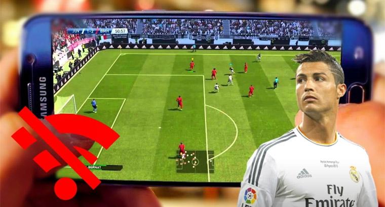 Game Sepak Bola Offline Terbaik di Android