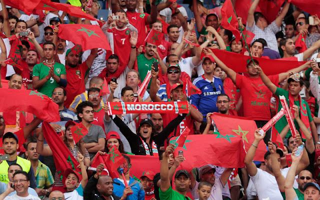 قناة مجانية لمتابعة كل مباريات المنتخب الوطني المغربي مجانا وبالتعليق العربي