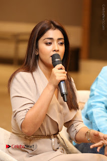 Shriya Saran Nandamuri Balakrishna at Gautamiputra Satakarni Team Press Meet Stills  0051.JPG