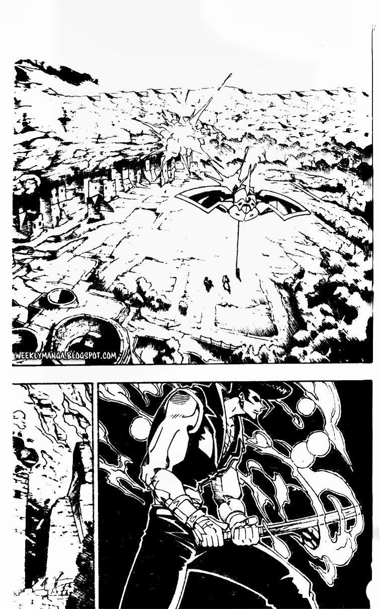 Shaman King [Vua pháp thuật] chap 103 trang 4