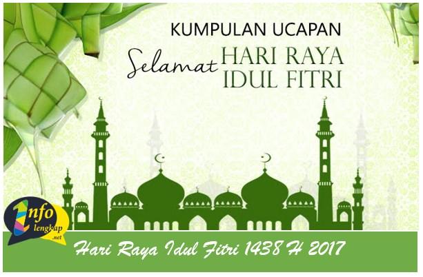 Ucapan Kata DP BBM Selamat Hari Raya Idul Fitri 2017
