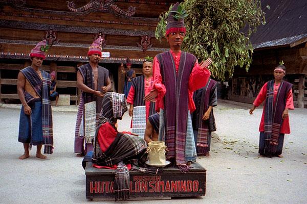 Cerita Rakyat Sumatera Utara Nai Manggale Si Gale Gale