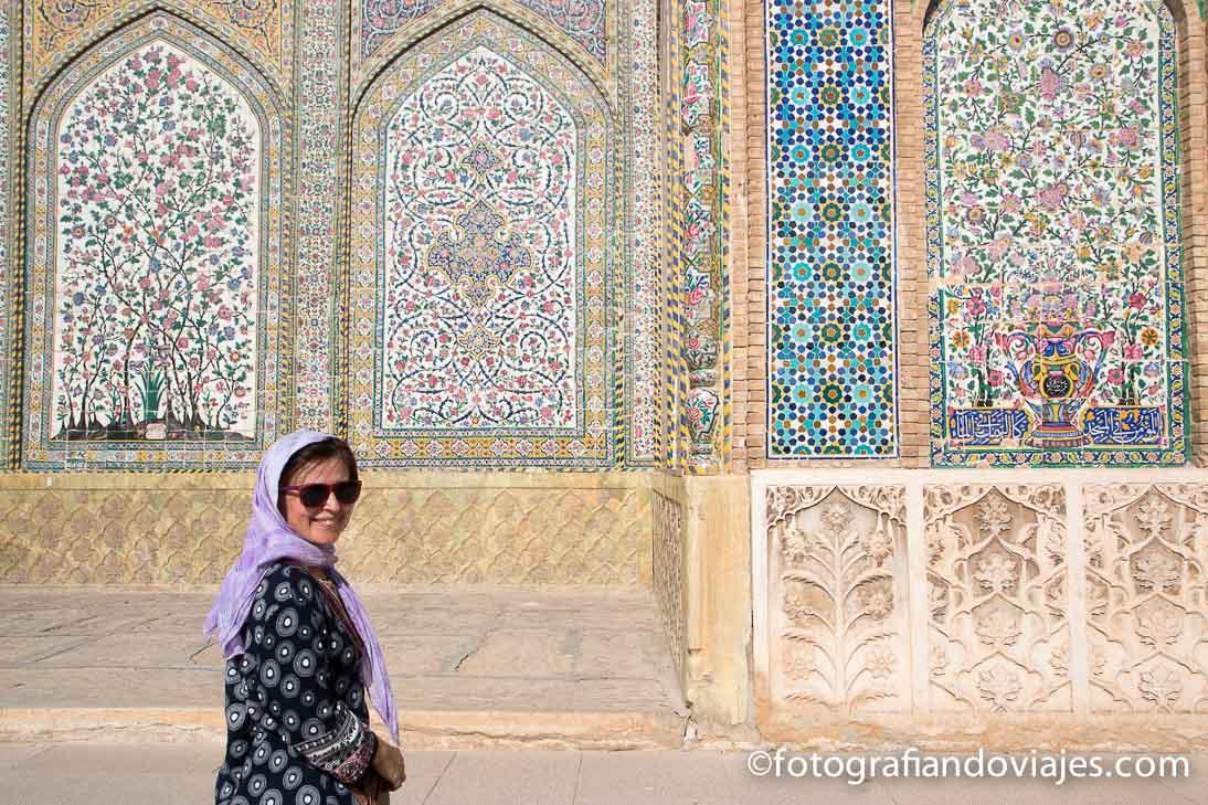 Mezquita Vakil de Shiraz
