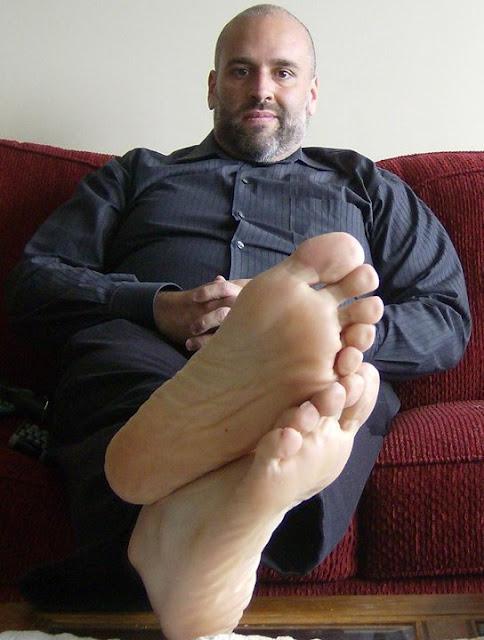 Men feet blogspot