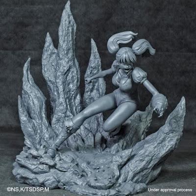 """Figuras: Imágenes y detalles de  Diane de """"The Seven Deadly Sins"""" - Kizune Statue"""