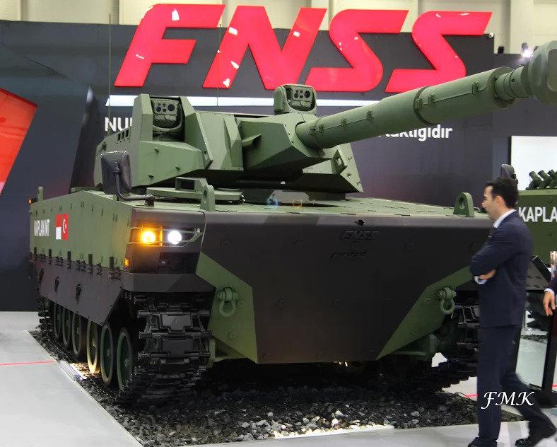 FNSS-Pindad Kaplan MT medium weight tank | FMK
