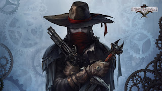 Van Helsing art from the incredible adventures of Van Helsing
