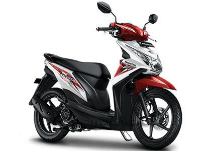 Kisaran Daftar Harga Motor Honda Matic Bekas Terbaru 2017