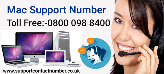 mac support number