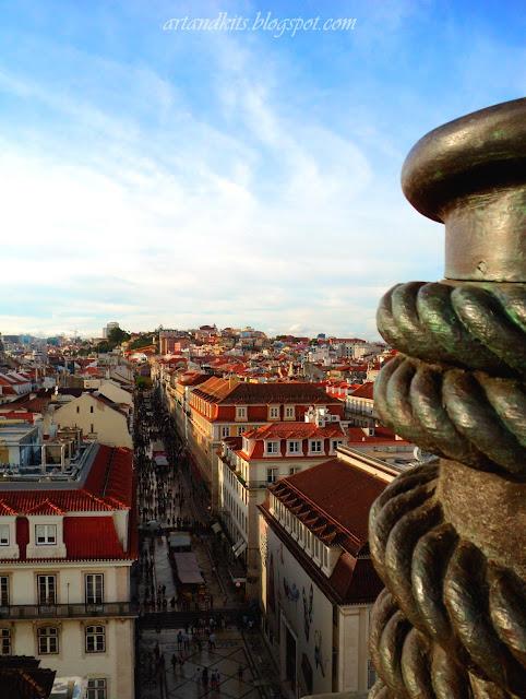 Lisboa... cidade de emoções, cores, cheiros, paladares... e de uma imensa riqueza histórica e cultural... /Lisbon... a city of emotions, colors, smells, flavors... and an immense historical and cultural heritage...