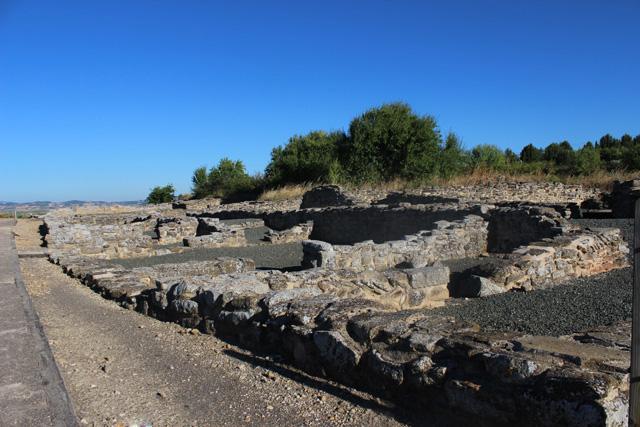Despoblado medieval en Andelos