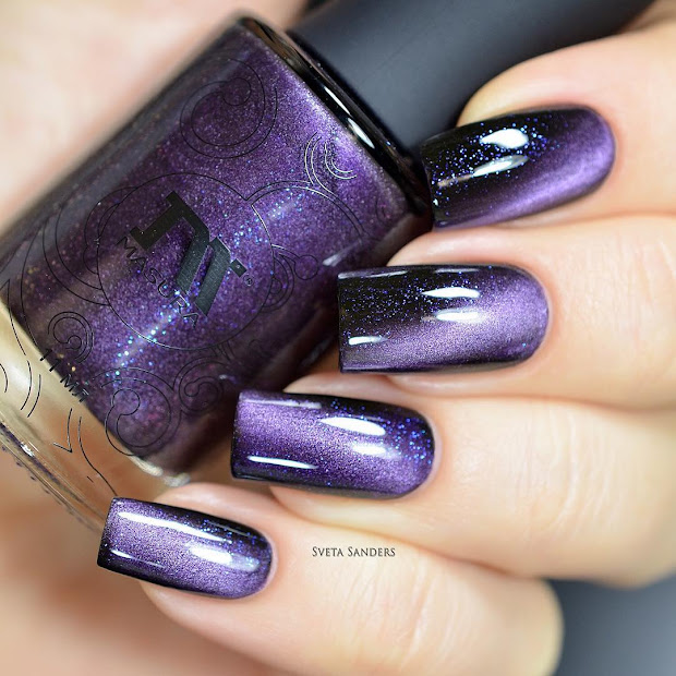 eye catchy magnetic nail polish