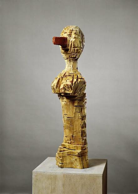 Spencer Alley Baselitz Figures