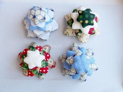 4 Arbolitos de Navidad